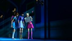Princess Charm School, Barbie Movies, Asian Boys, Skirt Outfits, Red Hair, Concert, Universe, Base, Disney