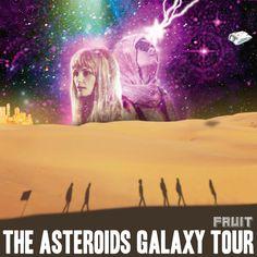 The Asteroids Galaxy tour