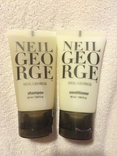 Shampoo and conditioner. Brand new