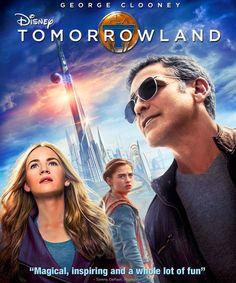 Ver Tomorrowland: El mundo del mañana 2015 Online Español Latino y Subtitulada HD - Yaske.to