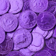 Buy and Save on Cheap Purple Chocolate Coins - 1 LB Bag at Wholesale Prices. Offering a large selection of Purple Chocolate Coins - 1 LB Bag. Cheap Prices on all Bulk Nuts, Bulk Candy & Bulk Chocolate. Dark Purple Aesthetic, Violet Aesthetic, Lavender Aesthetic, Rainbow Aesthetic, Aesthetic Colors, Aesthetic Collage, Aesthetic Pictures, Aesthetic Girl, Aesthetic Clothes