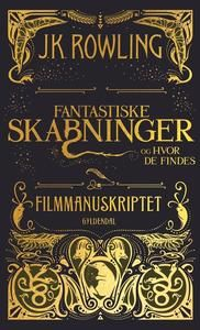 8 stars out of 10 for Fantastiske skabninger og hvor de findes - Filmmanuskriptet by J. K. Rowling #boganmeldelse #bibliotek #books #bøger #reading #bookreview #bookstagram #books #bookish #booklove #bookeater #bogsnak #bookblogger Read more reviews at http://www.bookeater.dk