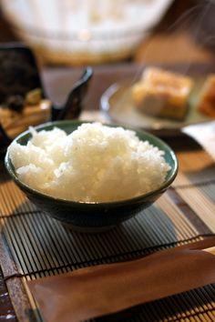 美味しいお米ならもうそのままが一番!!