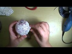 Day 6, 10 Days of Christmas Ornaments with Cynthialoowho