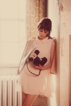 Alexa Chung for FRAY I.D Fall/Winter 2012-2013 Collection