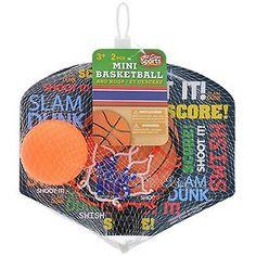 New Children Kids  Mini Basketball Game Set Toys Gift Ball Hoop Backboard