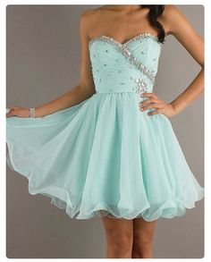 A beautiful dress to go with the heels