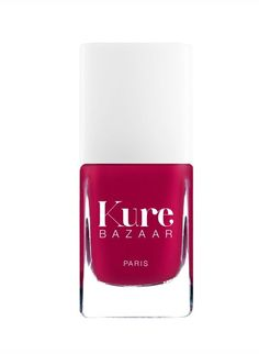 kure bazaar mademoiselle k nail polish // The ULTIMATE Green Beauty Gift Guide! Deodorant, Mademoiselle K, Green Gifts, Beauty Review, Beauty Industry, Nail Care, Nail Colors, Gift Guide, Fragrance
