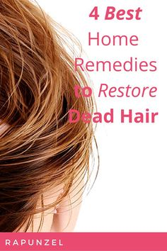 Here are some of the most helpful remedies that you can apply at home if you want to rejuvenate your follicles and grow healthier, shinier locks. http://www.simplyrapunzel.com/blogs/rapunzel/114328004-4-effective-remedies-to-restore-dead-follicles-naturally