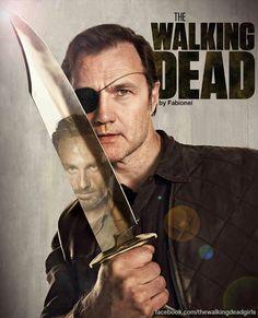 The Governor vs. Rick - TWD Season 4