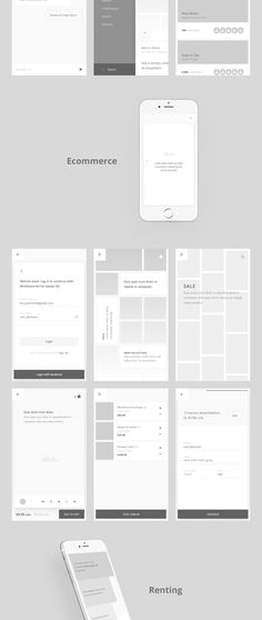 Here it is, the sleek, modern and brand new XD UX Kit. The perfect mobile wireframe kit built specifically for Adobe XD. Included are 7 mini applications, each app includes 7 screens + 1 key screen. All common elements are converted into symbols. We have also included a free video tutorial so you may view your real prototype work.