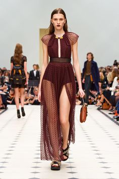 Why Burberry's Collection Surprised Us | The Zoe Report