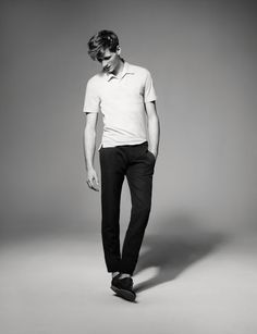 Lacoste presents the New Collection for Unconventional Chic Men. Lacoste Spring-Summer 2012.
