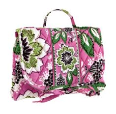 Vera Bradley Toiletries bag... so cute