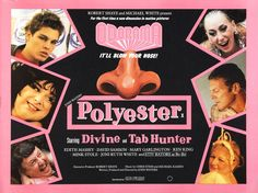"""Polyester"" (John  Waters, 1981)."