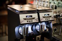 Simonelli Mythos One grinders Coffee Grinders, Coffee Shop Design, Cafe Style, Nottingham, Espresso Machine, Innovation, Lab, Coffee Maker, Beans