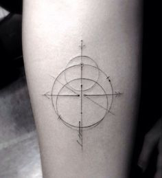 Insanely Gorgeous Circle Tattoo Designs (37)