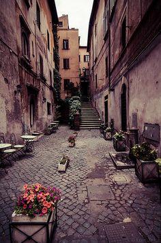Rome streets II