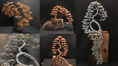 Majestic Wire Tree Sculptures By Andy Elliott by Andy Elliott — Kickstarter