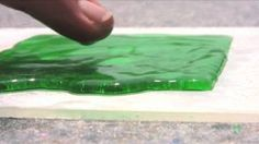 The Official Ultra-Ever Dry Product Video - Superhydrophobic and oleophobic coating, via YouTube.