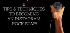 Here are 11 key pointers to start you off on Instagram and help achieve the status of a networking Rockstar