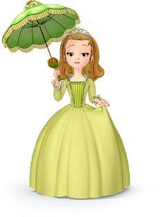 Gifs Linda Lima: Princesa Sofia