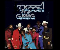 Kool and the Gang was the warm up band for Van Halen. Fantastic version of Jungle Boogie which was one of my 80's favorites.