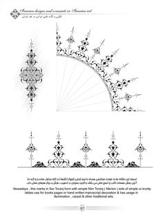 Amir Houshang Aghamiri -iranian artYou can find iranian art and more on our website. Islamic Art Pattern, Arabic Pattern, Pattern Art, Mandala Drawing, Mandala Art, Geometric Art, Geometric Designs, Islamic Art Calligraphy, Calligraphy Alphabet