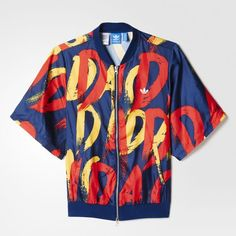 adidas - Blusa Paris Printed