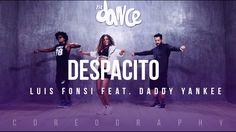 Despacito - Luis Fonsi ft. Daddy Yankee - Coreografía - FitDance Life - YouTube