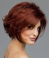 Image result for best hairstyles for plus size women