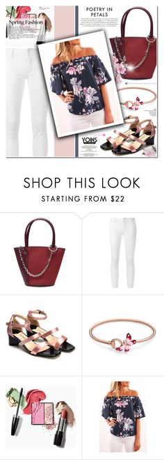 """""""Spring Fashion - Yoins 9"""" by anyasdesigns ❤ liked on Polyvore featuring Dsquared2, Gucci and StyleNanda"""