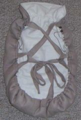 CZ - fleece cover for baby carriers