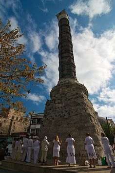 Column of Constantine . Istanbul