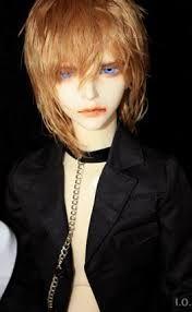 Resultado de imagen de boy  bjd doll