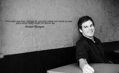 Dexter, quote, and dexter morgan image
