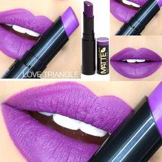 LA GIRL MATTE LIPSTICK LOVE TRIANGLE LA GIRL MATTE LIPSTICK LOVE TRIANGLE Makeup Lipstick