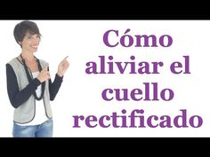 Cómo aliviar el cuello rectificado - YouTube