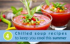 soup recipe, soups, summer soup, summer soup recipes