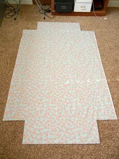 How to Make a Crib Sheet - The Ribbon Retreat Blog