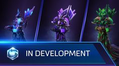 "the latest HotS In Development has ""Theramore Jaina"" looking like the Blizzcon Keyart #worldofwarcraft #blizzard #Hearthstone #wow #Warcraft #BlizzardCS #gaming"
