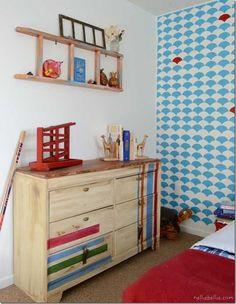 Fotos de Quarto de Menino * Decoração / Reciclagem - Blog Pitacos e Achados -  Acesse: https://pitacoseachados.com  – https://www.facebook.com/pitacoseachados – https://plus.google.com/+PitacosAchados-dicas-e-pitacos http://pitacoseachadosblog.tumblr.com #pitacoseachados