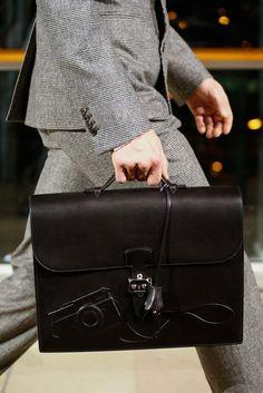 Hermès Fall 2015 Menswear Fashion Show Details