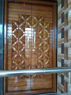 - August 17 2019 at Wooden Front Door Design, Double Door Design, Wooden Front Doors, Pooja Room Door Design, Door Design Interior, Prehung Interior French Doors, Interior Barn Doors, Pooja Rooms, August 17