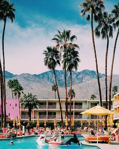 Happy place ☀️#PalmSprings