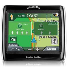 """(CLICK IMAGE TWICE FOR DETAILS AND PRICING) Magellan RoadMate 1340-R GPS Navigation System. """"Magellan Roadmate 1340  Product  RM1340SGXUC The Magellan RoadMate 1340 boasts the acclaimed OneTouch menu, a 3.5-inch color touch screen, and a pocket-size design. Preloaded maps and points of interest for the United State.. . See More Automotive at http://www.ourgreatshop.com/Automotive-C478.aspx"""