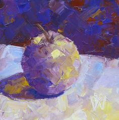 """Susan Woodward's Art: """"Opal in Lavender"""" Click to Buy I had never heard ..."""
