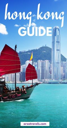 A small Hong Kong guide for your first trip to this mega city. Find out what to do and see, where to sleep and what to know. China, Asia