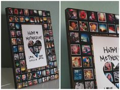 Dreams To Do: Monthly DIY: Photo Collage Picture Frame