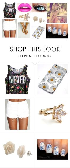 """""""Look#13"""" by dressamalinosqui ❤ liked on Polyvore featuring Chicnova Fashion, Wet Seal and Lime Crime"""